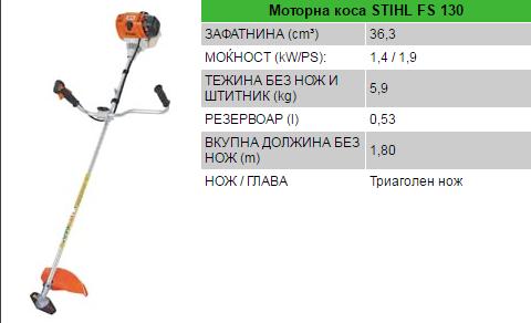 STIHL FS 130