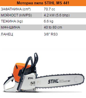 STIHL MS 441